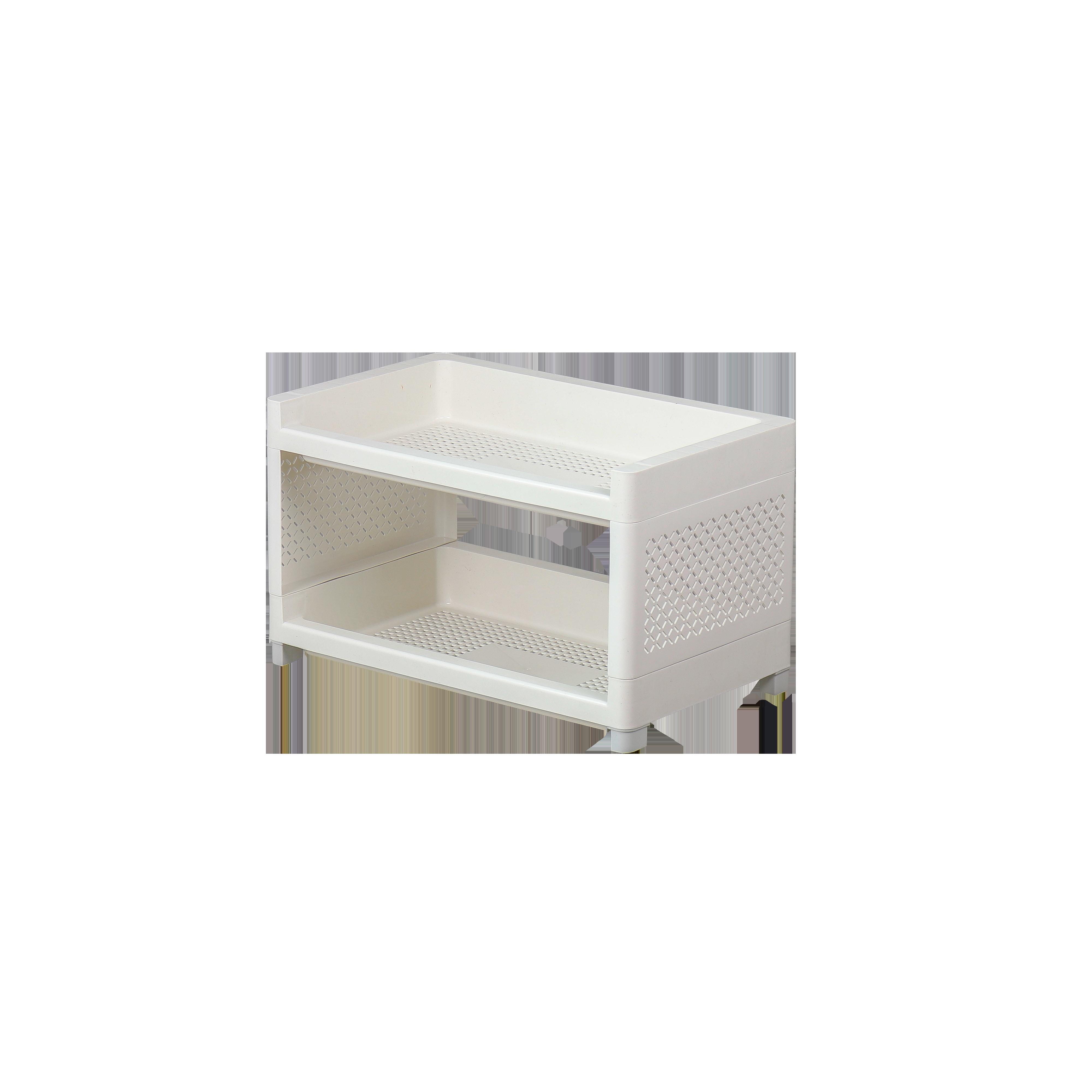 Kệ đựng đồ đa năng - 2 ngăn  (30x50x29.6cm), Mã số: 5962