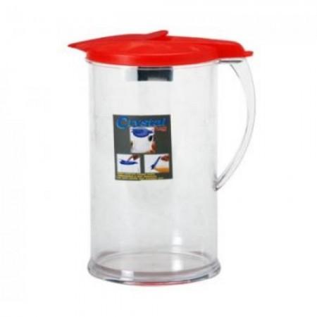 Ca đựng nước nhựa trong 2.5lít (13x18.5x26cm)  Mã số: 5528