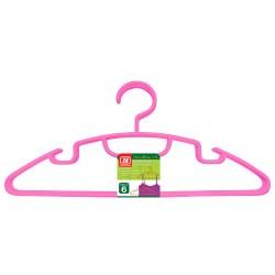 Móc treo quần áo (6 cái/bộ)  Mã số: JCJ-1179