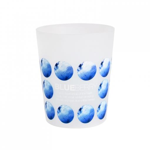 Sọt rác có in hoa 5,5 lít  Mã số: PN672I