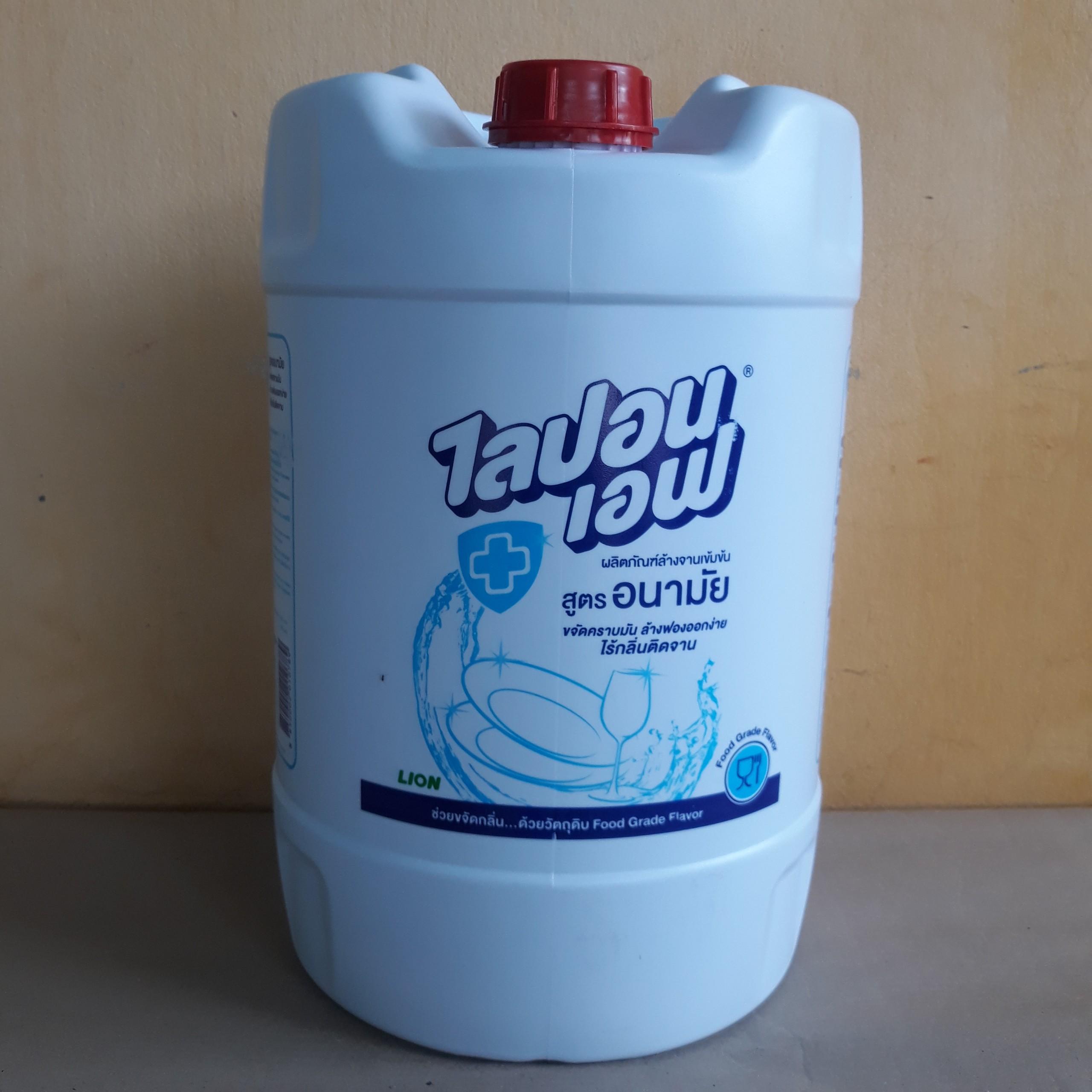 Nước rửa ly tách Lipon F 20 lít