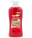 Sữa tắm dạng gel Royalcare 1000ml (hoa hồng nhung)