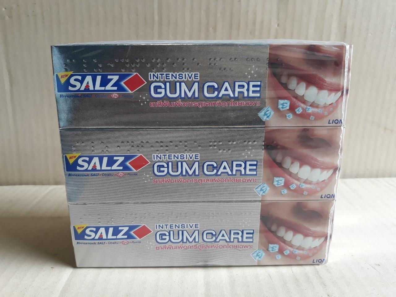 Kem đánh răng Salz 90g đậm đặc  (gum care)
