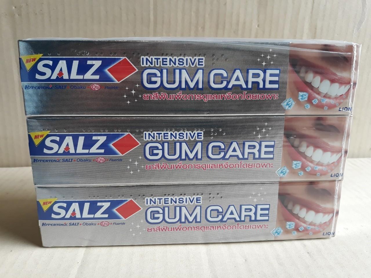 Kem đánh răng Salz 160g đậm đặc (gum care)