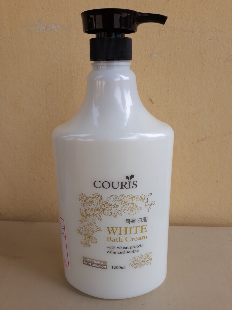 Sữa tắm Couris white 1200ml