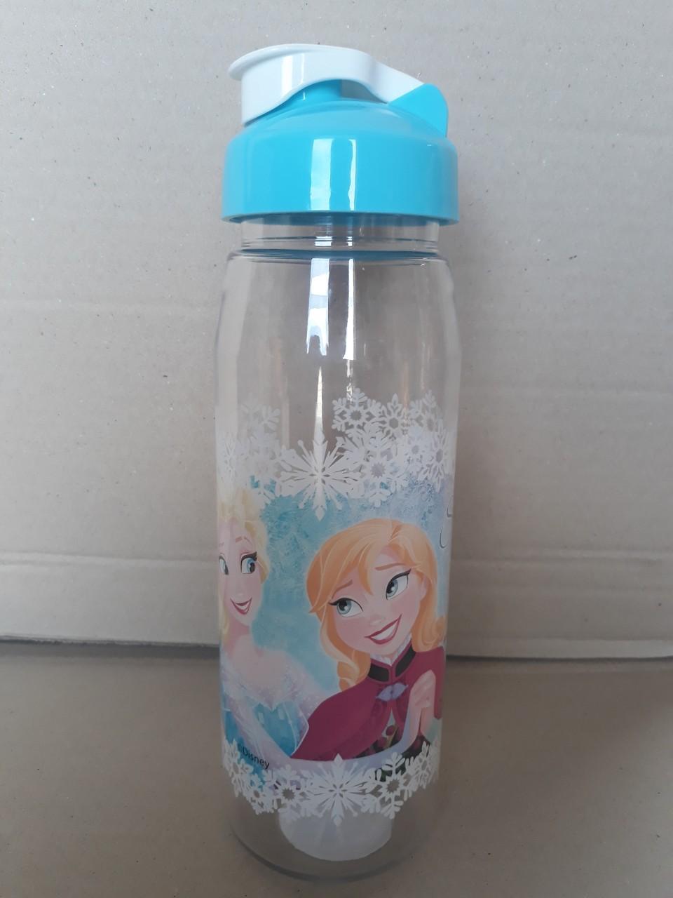 Chai đựng nước Tritan 900ml (7x25.5cm), mã số: FZ-5222