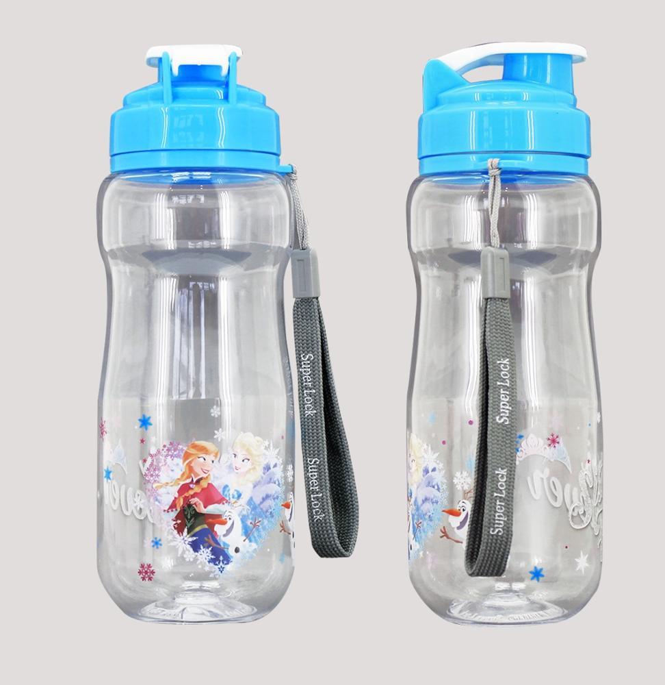 Chai đựng nước Tritan 550ml (có quai xách, 7x20cm), Mã số: FZ-5236