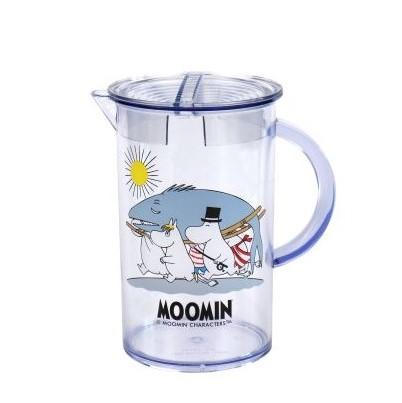 Ca đựng nước nhựa trong 1,75 lít (13x20cm), mã số: MM-5538