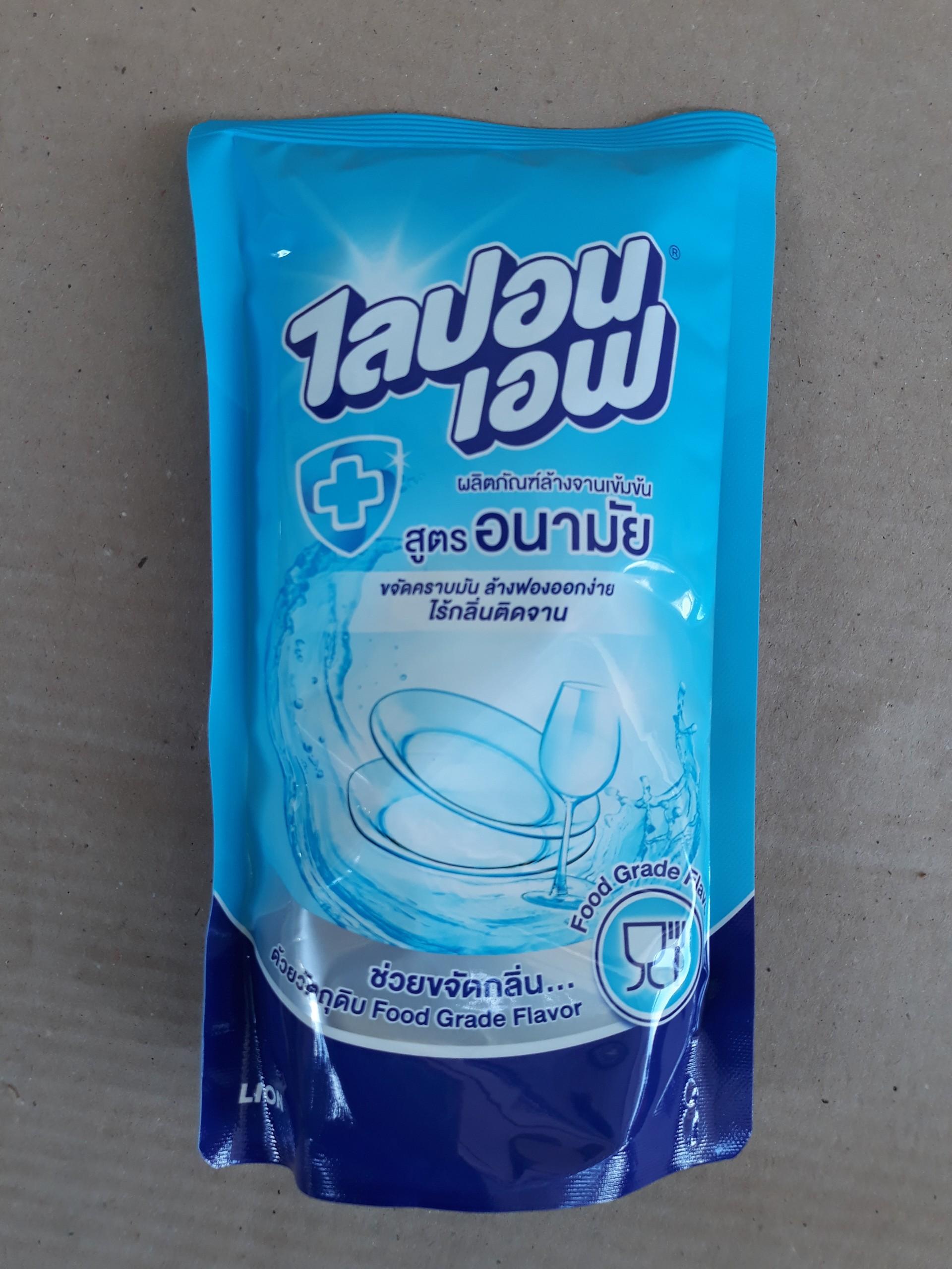 Nước rửa ly tách Lipon F 550ml
