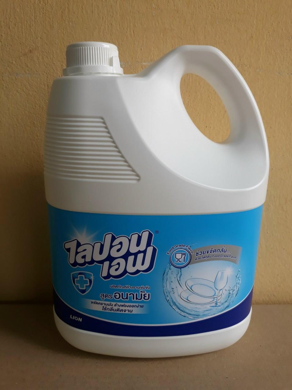Nước rửa ly tách Lipon F 3600ml