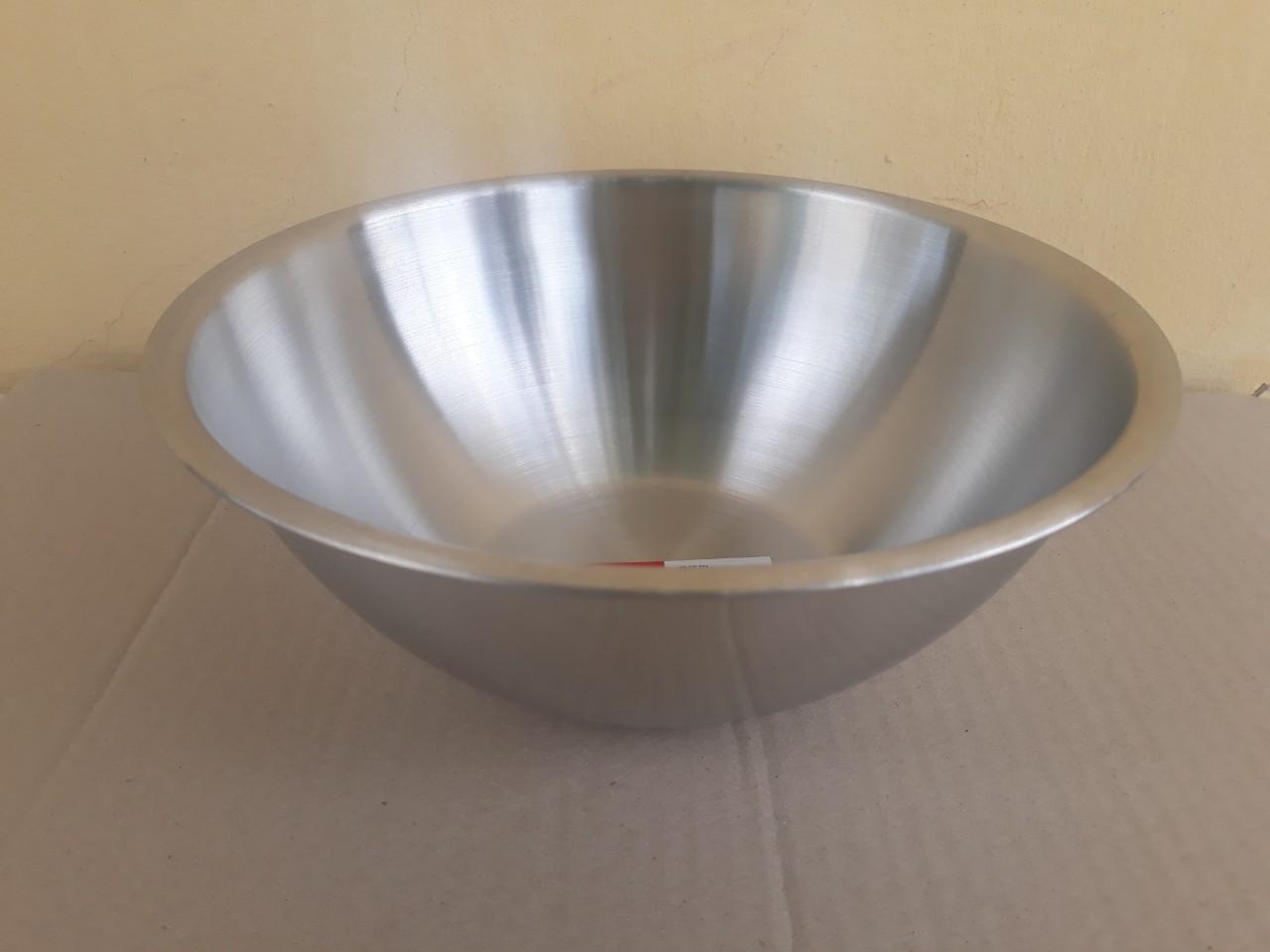Tô tròn inox 24cm 100235024