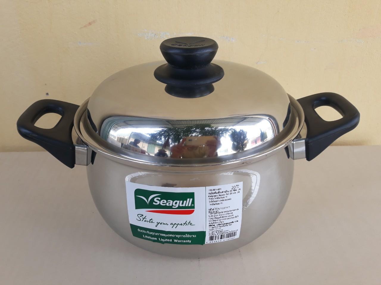 Nồi nấu canh seagull 20cm - 3.7 lít (Andaman) 100361420