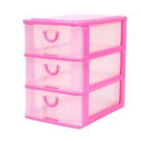 Hộp đựng nữ trang 3 ngăn (18x26.5x27cm), Mã số: FL5806